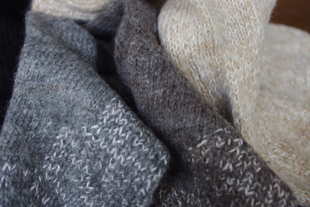 プエンテ 靴下 素材
