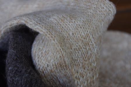 プエンテ 靴下 素材2