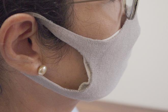 マスク無縫製1