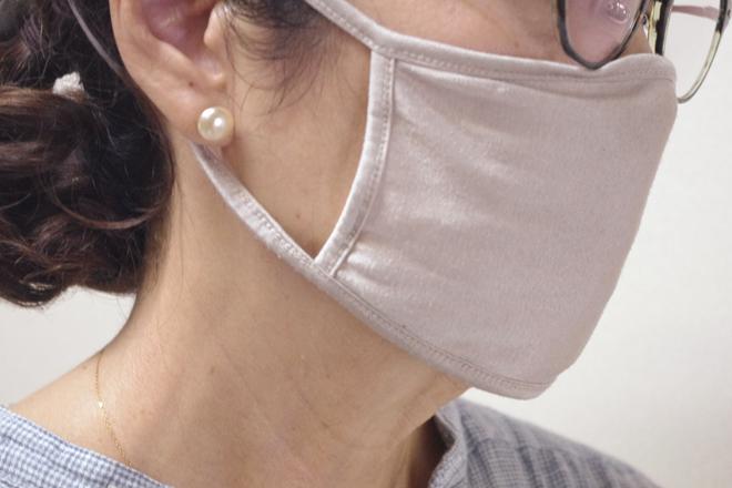 正絹マスク2