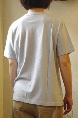 KINOTTO_Tシャツ_サイズ4_女性着用_back