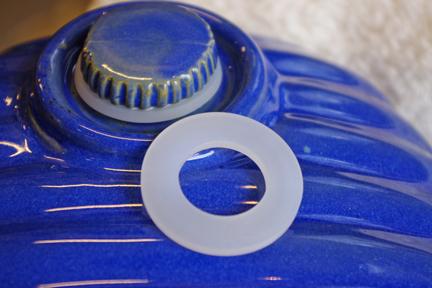 陶器湯たんぽ用パッキン