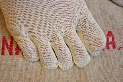 冷えとり5本指靴下