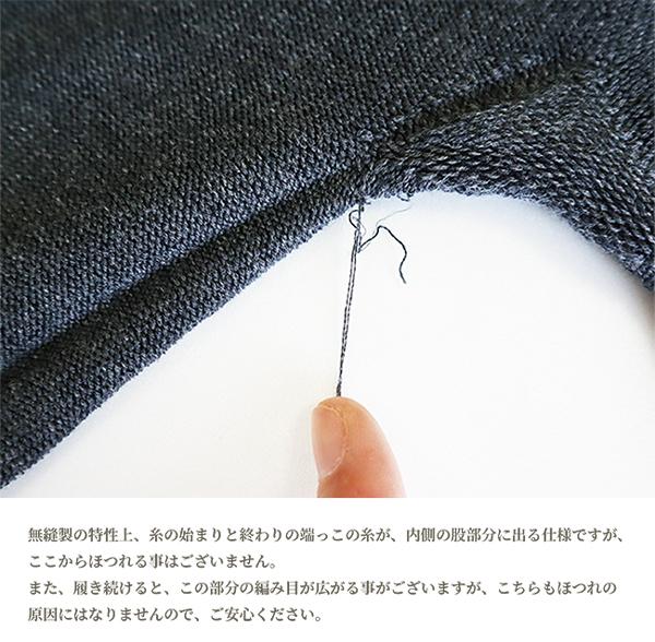 腹巻パンツ糸