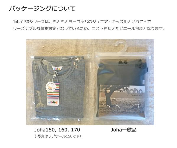 Joha150パッケージング